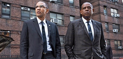 Un teaser pour la série Godfather of Harlem
